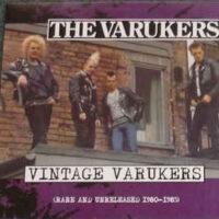 Varukers, The – Vintage Varukers (Rare And Unreleased 1980-1985) (Color Vinyl LP)