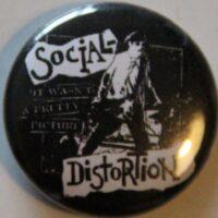 Social Distortion – Live (Badges)