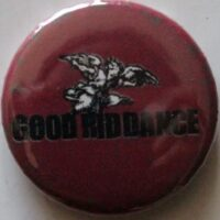 Good Riddance – Angel/Logo (Badges)