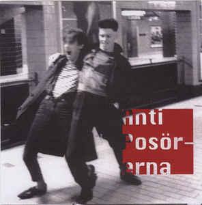 Anti Posörerna - S/T (Color Vinyl Single)