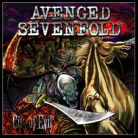 Avenged Sevenfold – City Of Evil (2 x Vinyl LP)
