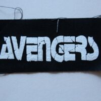 Avengers – Logo (Cloth Patch)
