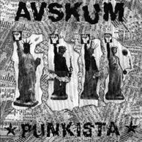 Avskum – Punkista (Color Vinyl LP)