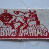 Bad Brains - Lion (Cloth Patch)