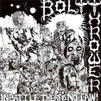 Bolt Thrower – In Battle There Is No Law! (Vinyl LP)