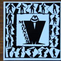 Madness – Ska (Sticker)
