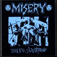 Misery – Born, Fed (Sticker)