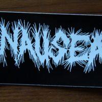 Nausea – Logo (Sticker)
