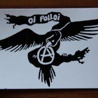 Oi Polloi – Eagle (Sticker)