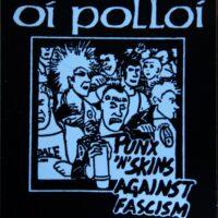 Oi Polloi – Punx (Sticker)