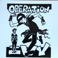 Operation Ivy – Skank (Sticker)