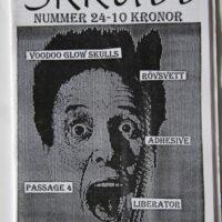 Skrutt Nr. 24 (Rövsvett,Adhesive,Liberator)