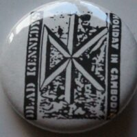 Dead Kennedys – DK/In God We Trust (Badges)