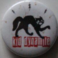 Kid Dynamite – Cat (Badges)