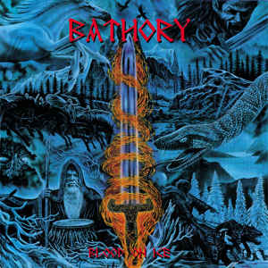 Bathory – Blood On Ice (2 x Color Vinyl LP)