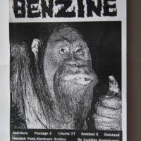Benzine Zine (Charta 77, DLK, Outstand, Punk, Hardcore)