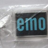 Emo – Logo (Nyckelbricka/Keyfob)