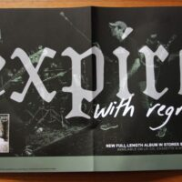 Expire – With Regret (Promo Poster)