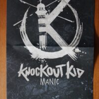 Knockout Kid – Manic (Promotion Poster)