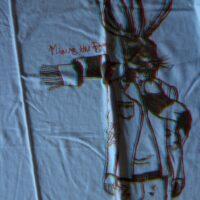 Minus The Bear – 3D Rabbit (T-S)