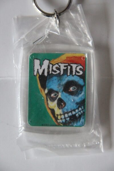 Misfits - Ghoul (Nyckelbricka/Keyfob)