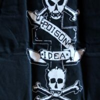 Poison Idea – Skulls (Girlie/Youth T-Shirt)