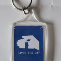 Saves The Day – Candle (Nycekbricka/Keyfob)