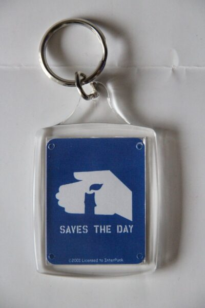 Saves The Day - Candle (Nycekbricka/Keyfob)