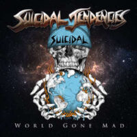 Suicidal Tendencies – World Gone Mad (Limit 2 x Color Vinyl LP)