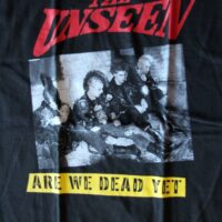 Unseen, The – Are We Dead Yet (Black, T-S)