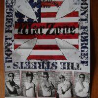 Warzone – The Struggle (Promo Poster)