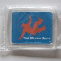 Weakerthans, The – Falling (Nyckelbricka/Keyfob)