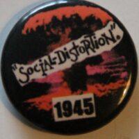 Social Distortion – 1945 (Badges)