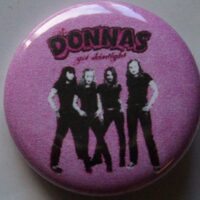 Donnas, The – Group/Logo (Badges)