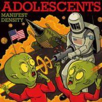 Adolescents – Manifest Density (Vinyl LP)