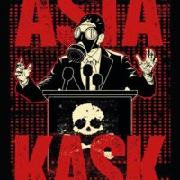 Asta Kask – Gasmask (T-Shirt)