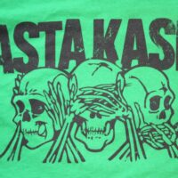 Asta Kask – Inte, Se, Höra, Prata (Irish Green, T-Shirt)