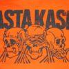 Asta Kask - Inte, Se,Höra,Prata (Orange T-Shirt)