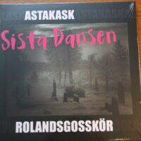 Asta Kask / Rolands Gosskör – Sista Dansen (Color Vinyl LP)