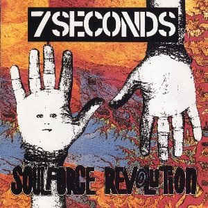 7 Seconds - Soulforce Revolution (Vinyl LP)