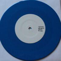 Alonzo & Fas 3 – Jag Känner Mig Inte Särskilt Svensk (Blue Vinyl Single)