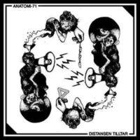 Anatomi – 71 – Distansen Tilltar (Vinyl LP)