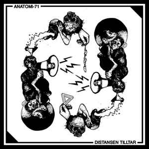 Anatomi - 71 - Distansen Tilltar (Vinyl LP)