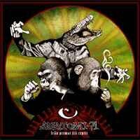 Anatomi – 71 – Från Primat Till Reptil (Vinyl LP)