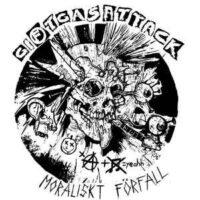 Giftgasattack – Moraliskt Förfall (Vinyl LP)