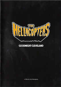Hellacopters, The - Goodnight Cleveland (DVD)