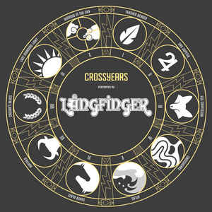 Långfinger – Crossyears (Color Vinyl LP)
