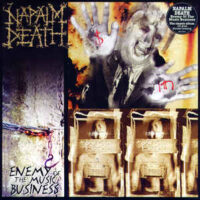 Napalm Death – Enemy Of The Music Business (Vinyl LP)