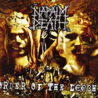 Napalm Death – Order Of The Leech (Vinyl LP)