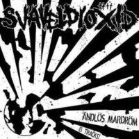 Svaveldioxid – Ändlös Mardröm (Lila Vinyl LP)